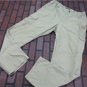 5.11 Tactical Cargo Pants 38/34 Beige TAC 143